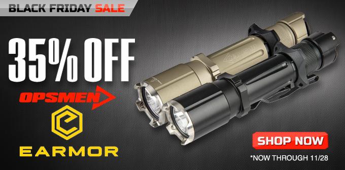 25% Off Airsoft Guns