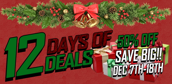 Airsoft 12 Days of Deals