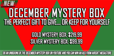 Airsoft Holiday Mystery Box