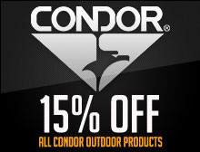 Map Drop 15% off Condor