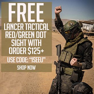 Free Lancer Tactical Red/Green Dot Sight