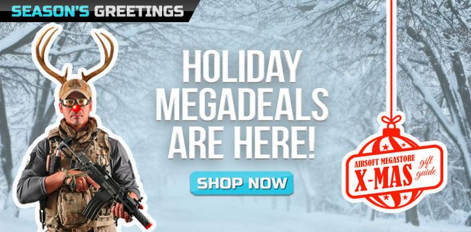 Holiday Mega Deals