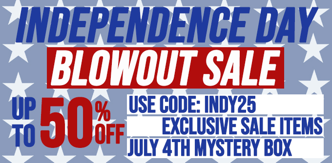 Airsoft Megastore July 4 Sale