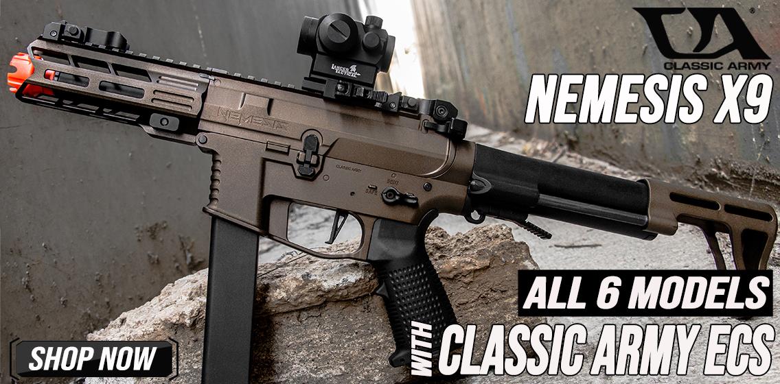 Classic Army X9 Nemisis