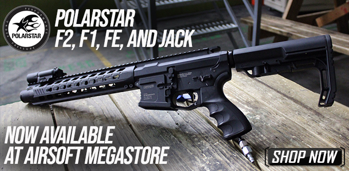 PolarStar F2, F1, FE and Jack Now Available