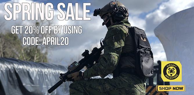 Airsoft Megastore Winter Sale