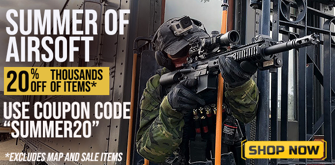 Airsoft Megastore Summer Sale
