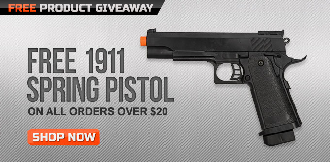 Free Airsoft Giveaway