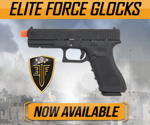 Elite Force Airsoft Glock GBB Pistol
