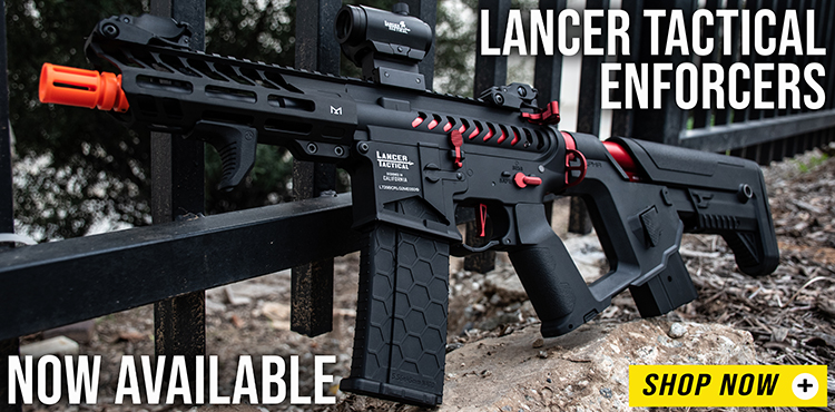 Lancer Tactical Enforcers