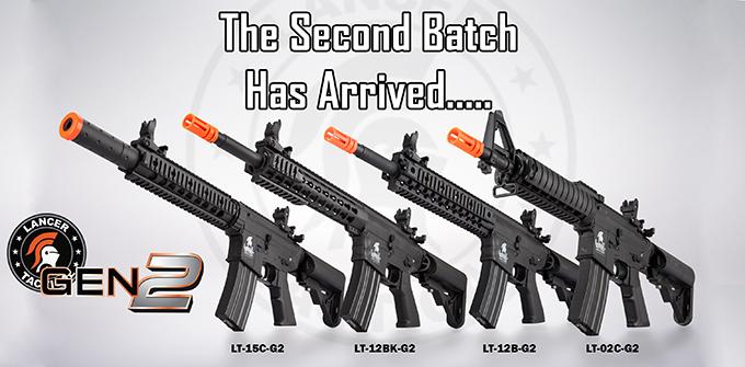 Airsoft Gun Package