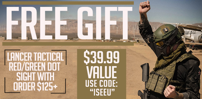 Airsoft Free Gift