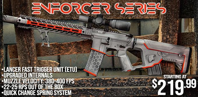 Lancer Tactical Enforcer Series