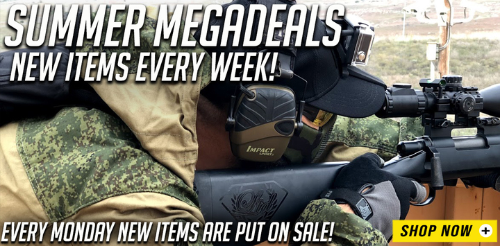Airsoft Guns, Tactical Gear, Pistols, Snipers and More | Airsoft