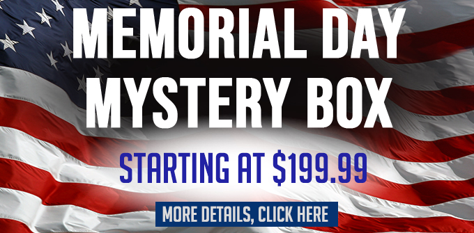 Memorial Day Mystery Box