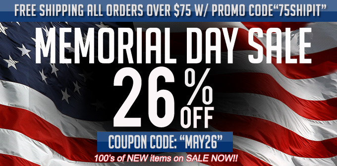 Airsoft Megastore Memorial Day Sale