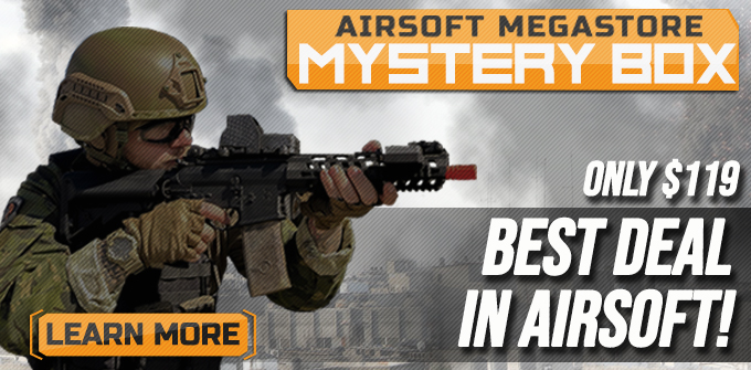 Airsoft Megastore 5 Days of Giveaways