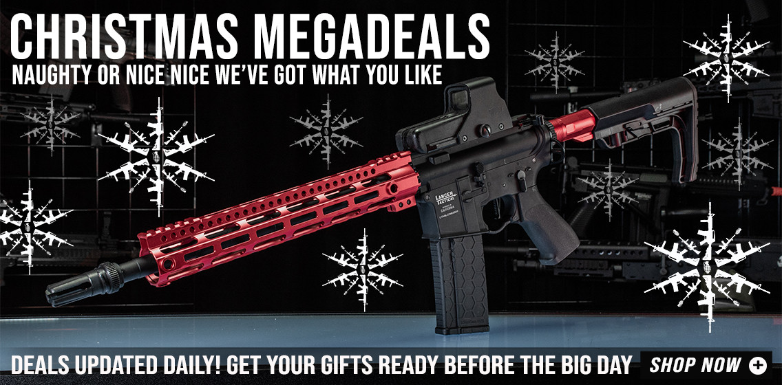 Airsoft Megastore Black Friday Sale