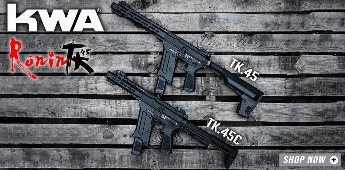 KWA TK45 AEGs