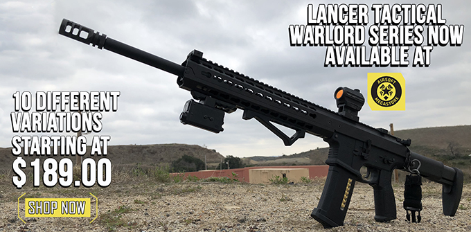 Lancer Tactical Gen 2 LT-25 AEGs
