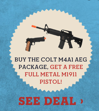 Airsoft Megastore July Sale