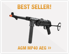 AGM MP40 AEG  Top Seller