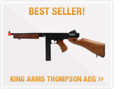 Best Seller! King Arms Thompson AEG