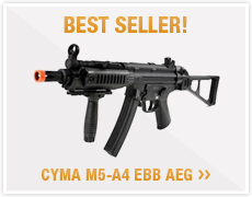 Top Selling AEG Airsoft Guns