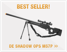 Top Selling Airsoft Sniper Rifles
