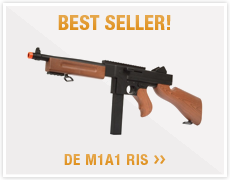 Top Selling Airsoft Spring Rifles