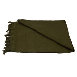Lancer Tactical Multi-Purpose Shemagh Face Head Wrap - OD GREEN