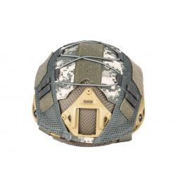 WoSport 1000D Nylon Polyester Bump Helmet Cover (ACU)