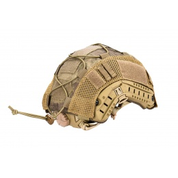WoSport 1000D Nylon Polyester Bump Helmet Cover (AT-AU)
