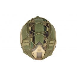 WoSport 1000D Nylon Polyester Bump Helmet Cover (Woodland)