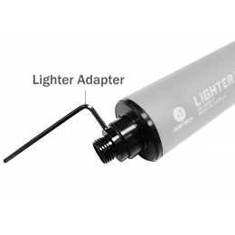 ACETECH Lighter Adapter (M14- to M11+)