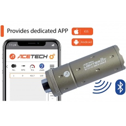ACETECH Lighter BT Tracer Unit (Tan)