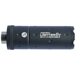AceTech Lighter BT Airsoft Tracer Unit [14mm/11mm ] - BLACK