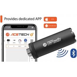 ACETECH Lighter BT Tracer Unit (Flat Black Variation)