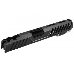Airsoft Masterpiece EDGE RAZOR Slide for Hi-CAPA/1911 Pistol (Black)