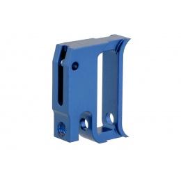 Airsoft Masterpiece EDGE T1 Trigger for Hi-CAPA/1911 Pistol (Blue)