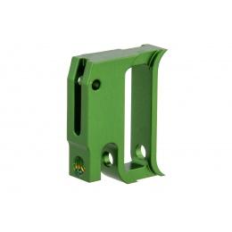 Airsoft Masterpiece EDGE T1 Trigger for Hi-CAPA/1911 Pistol (Green)