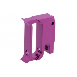Airsoft Masterpiece EDGE T1 Trigger for Hi-CAPA/1911 Pistol (Purple)