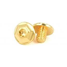 Airsoft Masterpiece Infinity Grip Screw for Hi-Capa Pistols [Version 1] (GOLD)