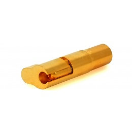 Airsoft Masterpiece CNC Stainless Steel Magazine Release Catch (GOLD)