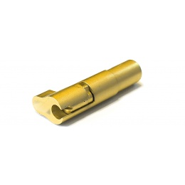 Airsoft Masterpiece CNC Stainless Steel Magazine Release Catch [S Style] (GOLD)
