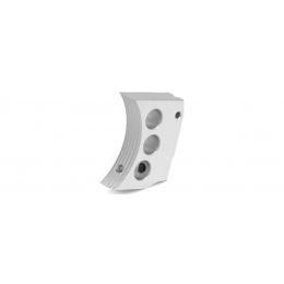 Airsoft Masterpiece Aluminum Trigger Type 4 for Hi-Capa Pistols (SILVER)