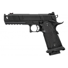 Army Armament R501 Green Gas GBB Pistol (Black)