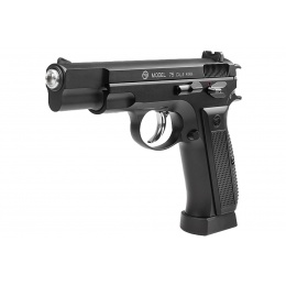 ASG CZ 75 CO2 GBB Airgun Pistol (Black)