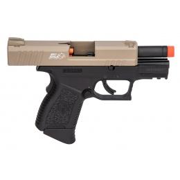 ICS BLE XPD Compact Personal Defender Pistol (Tan/Black)