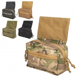 WoSport Abdominal Sack Fanny Pouch for Chest Rigs and Plate Carriers